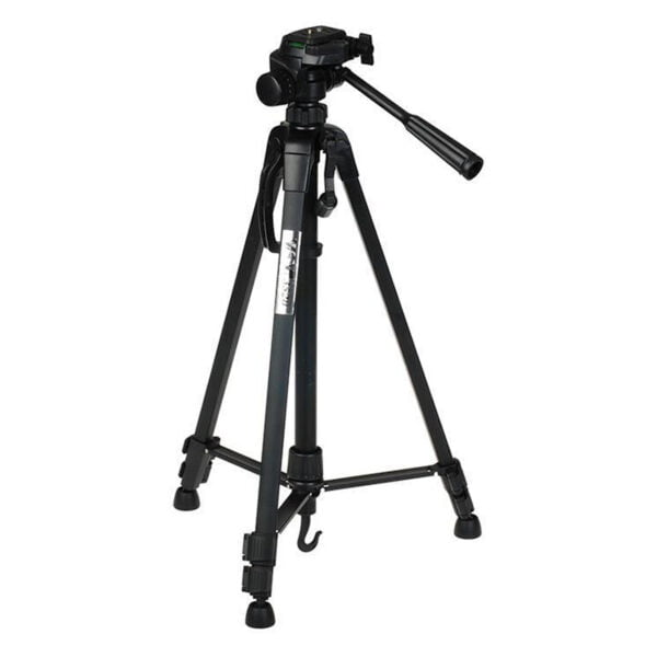 WEIFENG WT3520 Aluminum Alloy Foldable Protable Photography Tripod for Camera DV Camcorder- სამფეხა