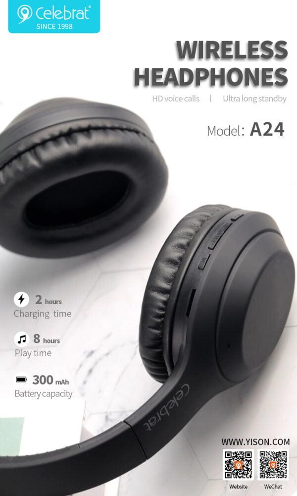 Celebrat A24 headset