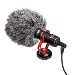 BOYA BY-MM1 Video Microphone