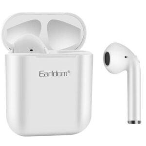 Wireless Bluetooth Earphone-Earldom-ET-BH16- White