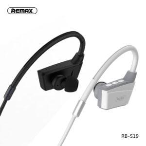 REMAX RB-S19 ბლუთუზიანი ყურსასმენი