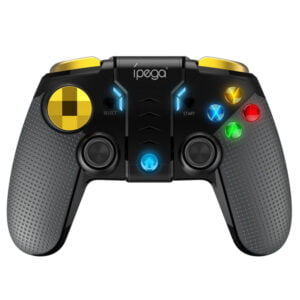 PG-9118 Golden Warrior Bluetooth gamepad PUBG gamepad