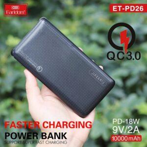 Power Bank Earldom PD26