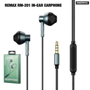 Remax in-ear headphone RM-201– ყურსასმენი