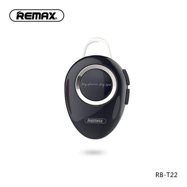 ბლუთუზიანი ყურსასმენი REMAX RB-T22