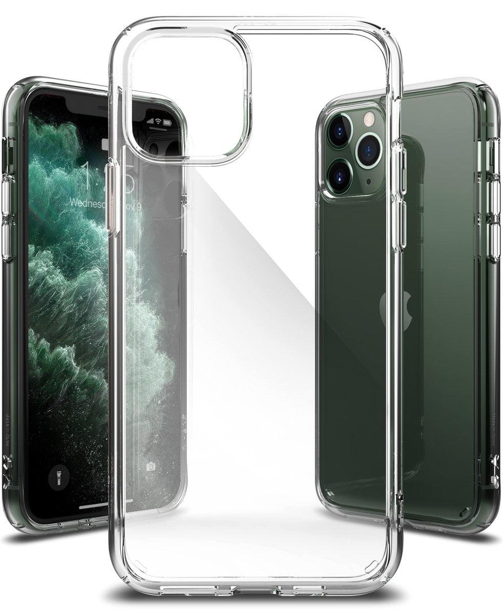 iPhone 11 Pro Max Silicone case Transparent - 1530