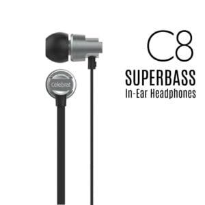Celebrate C8 ყურსასმენი