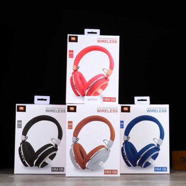 HM-06/JBL headset