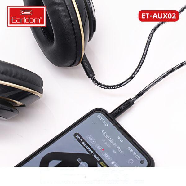 აუქსი – Aux ET-aux02 High Quality Sound Perfect For Your Devices