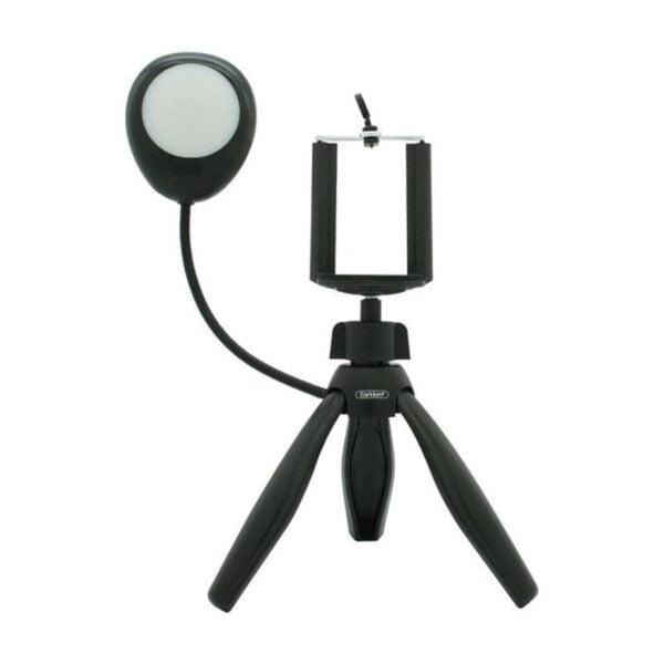ტრიპოდი სელფი ნათებით– Earldom Selfie Lamp Tripod ET-ZP15