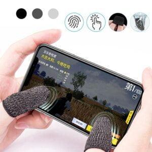 Mobile gaming finger sleeve - თითზე დასამაგრებელი