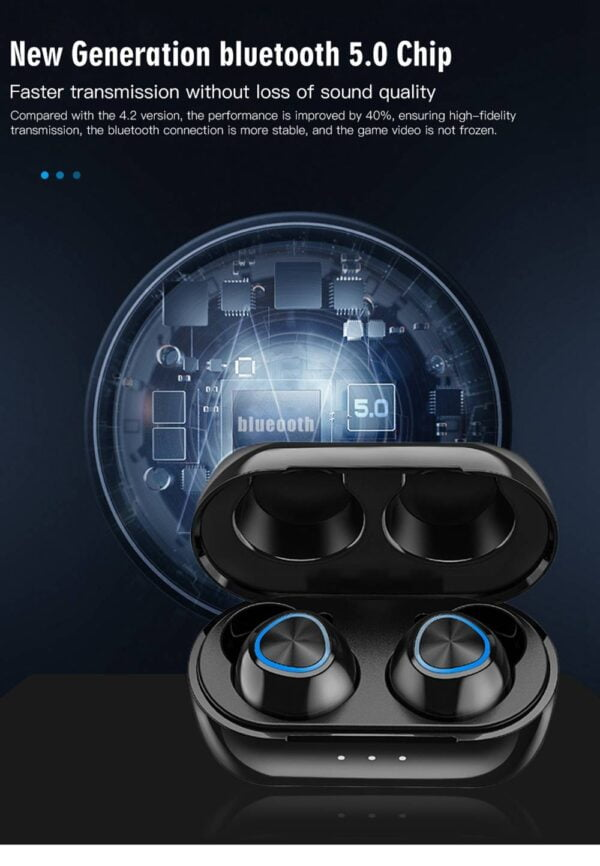 Remax TWS-16 Bluetooth 5.0 True Wireless Earphones