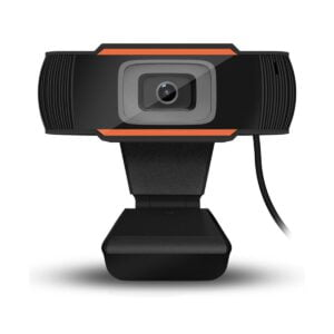 Webcam 1080P Full HD Web Camera Autofocus with Microphone for Computers - ვიდეო თვალი